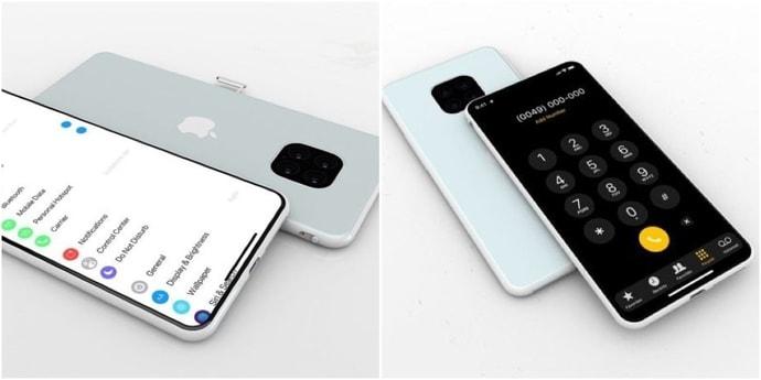 Дизайнер показал концепт iPhone 11X с огромным экраном на 6,4 дюйма(видео)