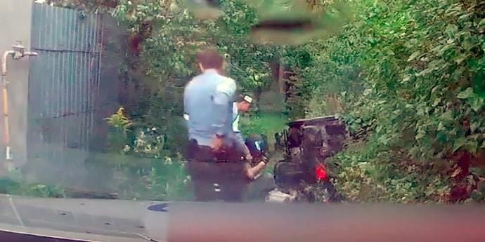 Погоня за квадроциклом: сотрудники ГАИ задержали мужчину, который был оштрафован 11 раз и убегал от правоохранителей(видео, дополнено)