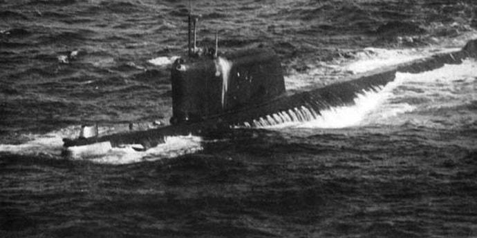 В Карском море нашли атомный реактор от советской подлодки