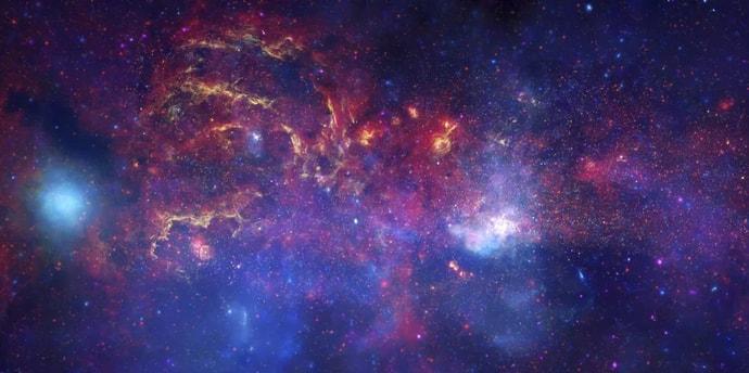 Странный повторяющийся сигнал из центра Млечного Пути озадачил ученых