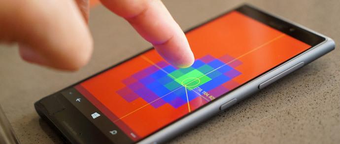 На отмененный WP-смартфон Nokia McLaren с экраном 3D Touch сделали обзор