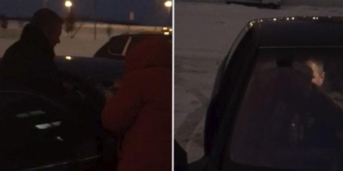 У литовца дважды отклеивался внешний прибор BelToll. Проехать не нарушив ему так и не удалось