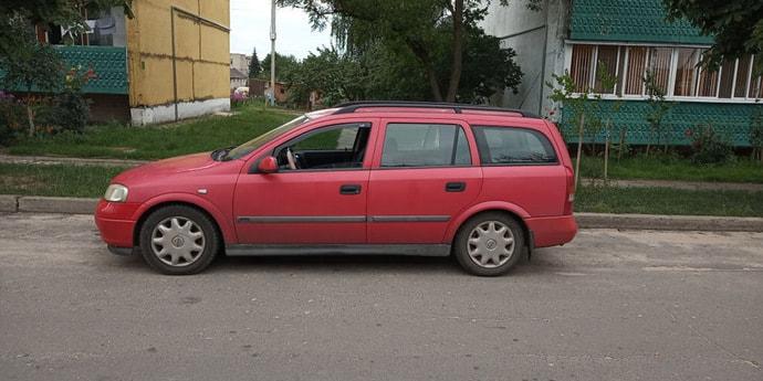 Мужчина решил отомстить бывшей супруге, угнав ее Opel