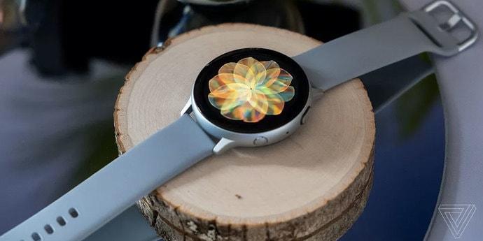 Samsung представила умные часы Galaxy Watch Active 2 с цифровым безелем
