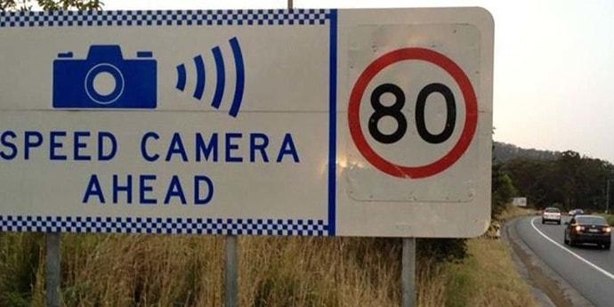 Белорусские водители просят указывать ограничение скорости на табличках Radar