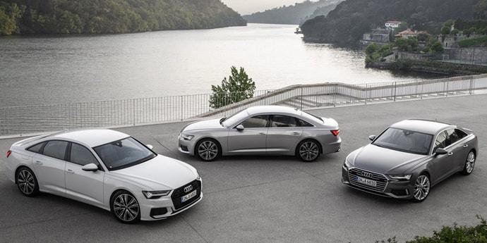 Audi A6 и A7 получили в Европе новый 2-литровый турбодизель с расходом 4,5 литра на сотню