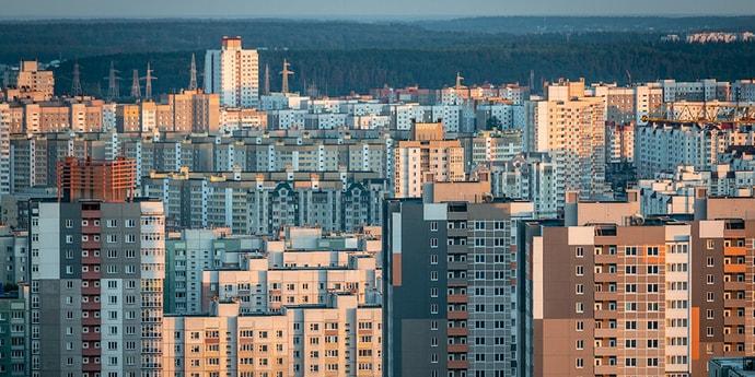 Количество официально сдаваемых квартир в Минске превысило 60 000