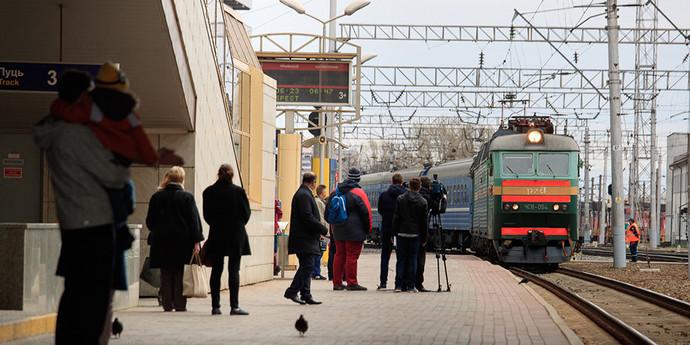 Попал под поезд бобруйск 25июля
