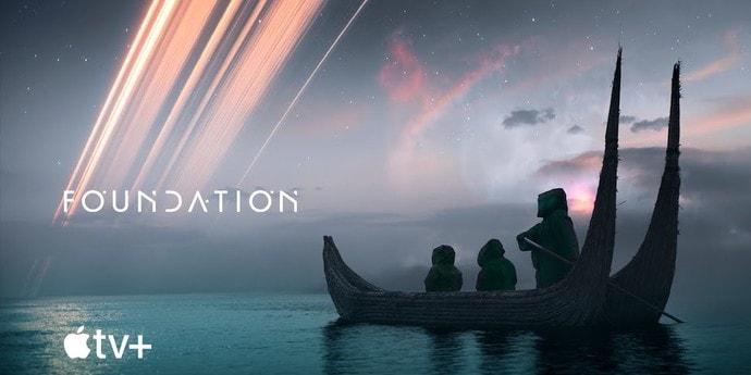 Вышел трейлер сериала «Основание» по Айзеку Азимову