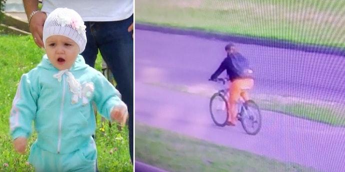 В Мозыре велосипедистка сбила годовалую девочку и скрылась. Милиция занимается розыском