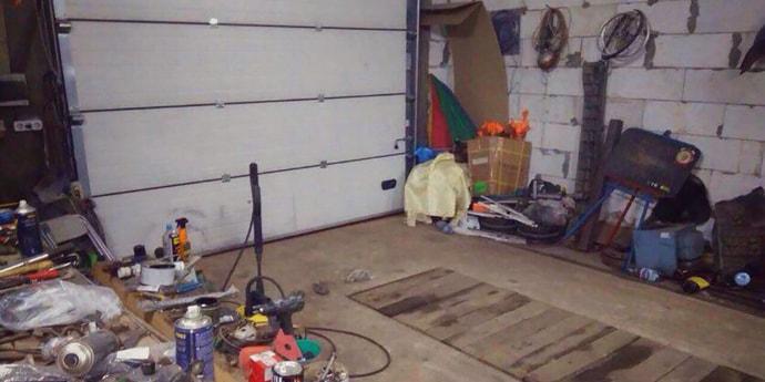 В Ивацевичах восьмилетнюю девочку придавило воротами гаража