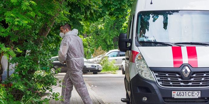 Статистика Минздрава: за сутки в Беларуси коронавирусом заболели 1636 человек