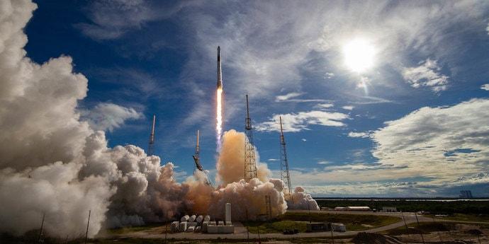 SpaceX запускает «райдшеринг» для малых спутников по цене от $2,25 млн