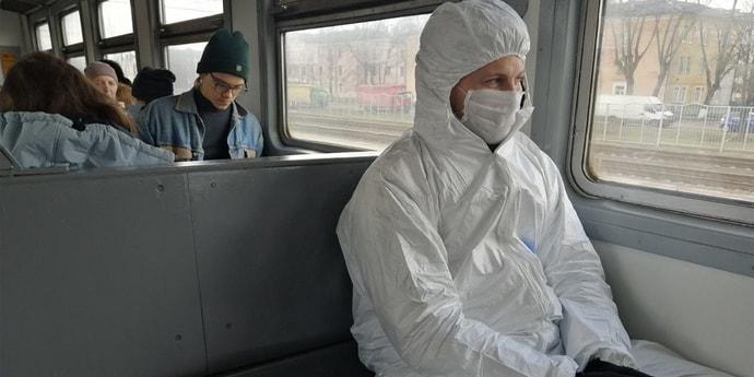 Статистика от Минздрава: заболели 1699 человек, умерли 11