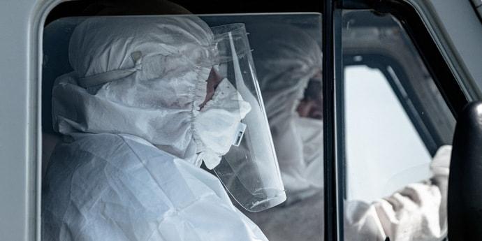 В Беларуси 67 808 случаев коронавируса. Прирост — 143 за сутки