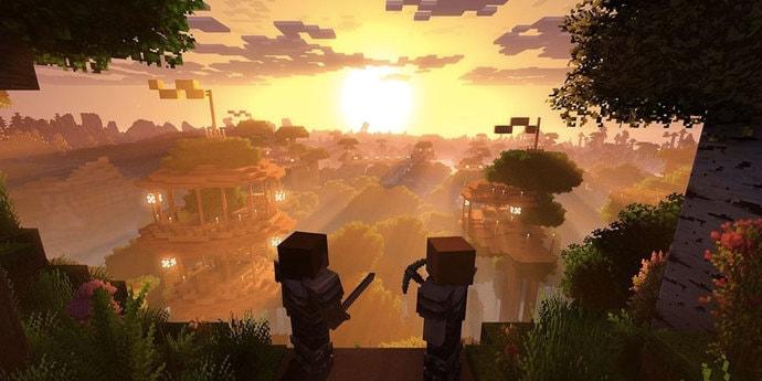 В Minecraft так и не появится «суперпуперграфика»