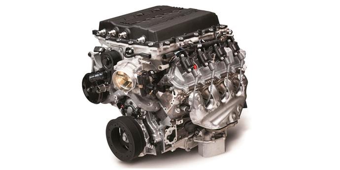 GM убрал с рынка свой самый мощный в истории двигатель