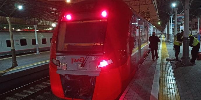 В «Ласточке» на Москву удвоят количество вагонов