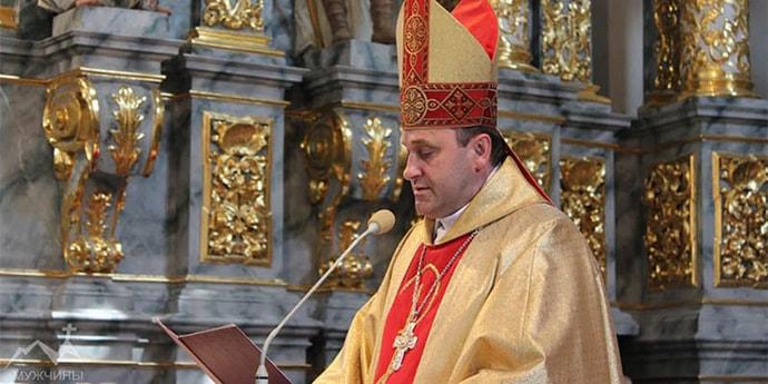 В Беларуси новый митрополит католической церкви