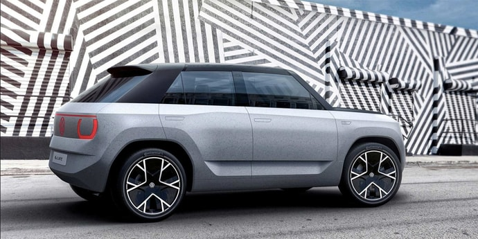 Немцы показали, каким будет бюджетный электрокар Volkswagen ID.1