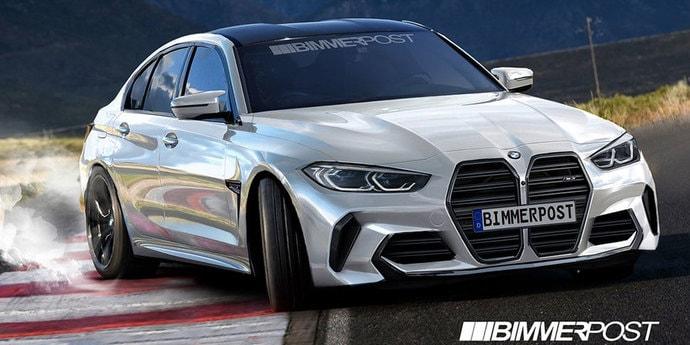 Независимые дизайнеры нарисовали новый BMW M3. Как вам?