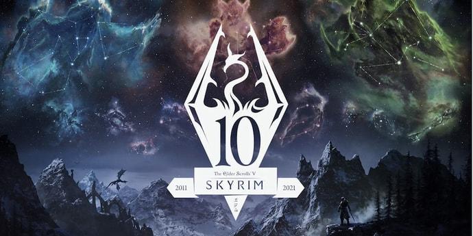 Bethesda выпустит юбилейное издание TES V: Skyrim к 10-летию игры