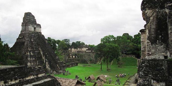 Ученые раскрыли загадку холмов в древнем поселении майя