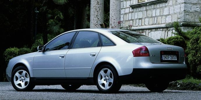 В России отзывают Audi, выпущенные в 1990-х