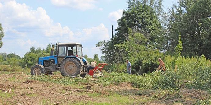 Витебский горисполком поручил ряду компаний оказать спонсорскую помощь сельхозпредприятию, но после проверки прокуратуры отменил