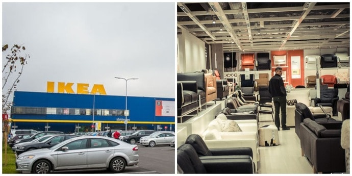 в беларуси построят новый завод для Ikea