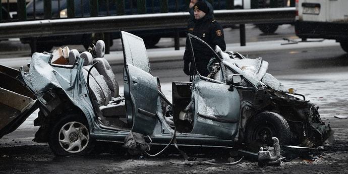 Вынесен приговор по делу об аварии с тремя погибшими на МКАД(видео)
