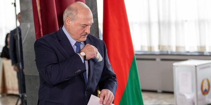 Лукашенко: «Не переживайте, гражданской войны не будет» - Люди Onliner