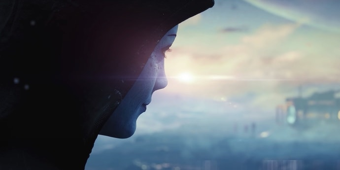 Новую Mass Effect будут делать на движке Unreal Engine