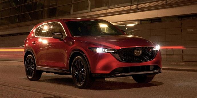 Mazda обновила кроссовер CX-5. Опрос: вы бы заметили рестайлинг?