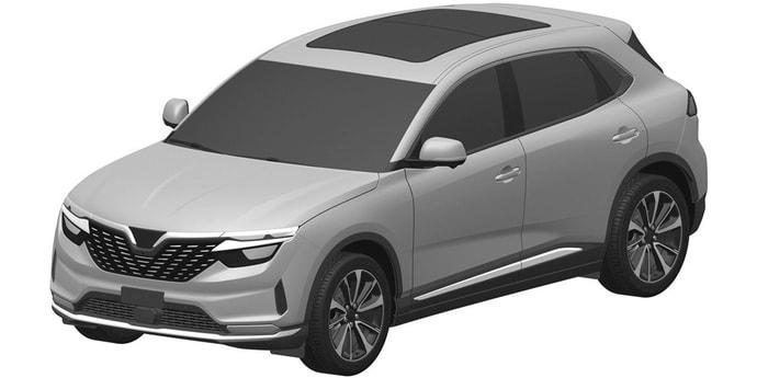 Вьетнамский автопроизводитель Vinfast запатентовал свою модель в ТС