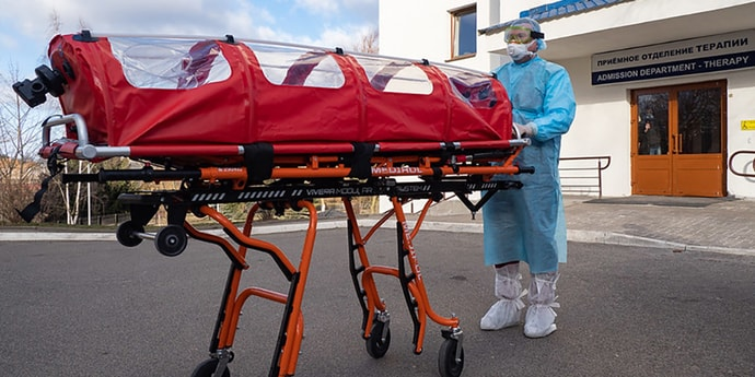 Минздрав: за сутки коронавирусом заболел еще 1551 человек
