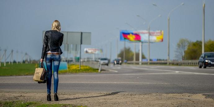 Видео трансы цена проституток на казанской трассе фото плену фото
