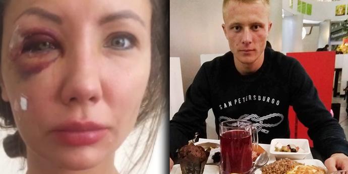 В Питере белорусский кикбоксер избил девушку «заотказ варить суп спросонья»