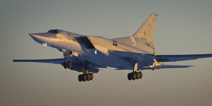 В России представили бомбардировщик Ту-22М3М с искусственным интеллектом