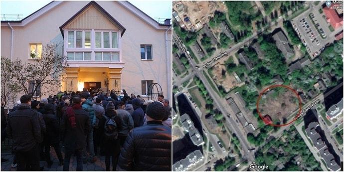 Новая очередь? УКС Центрального района построит два дома возле метро «Грушевка»