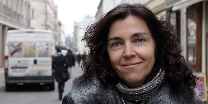 Создательница «Пресс-клуба» Юлия Слуцкая и ее коллеги вышли на свободу