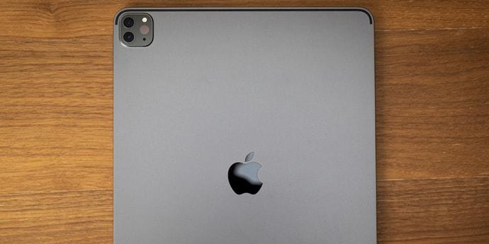 Apple раздумывает над титановым корпусом для iPad