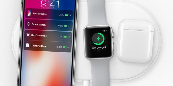 Источник: у Apple большие трудности в разработке беспроводной зарядки AirPower