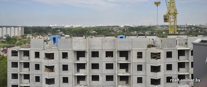 Китайцы построят еще 22 социальных дома в Беларуси