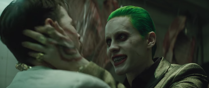 Джокер буянит в новом трейлере «Отряда самоубийц»