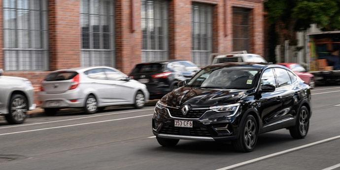 Renault Arkana начали продавать в Австралии