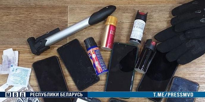 Под Минском задержаны участники массовой драки