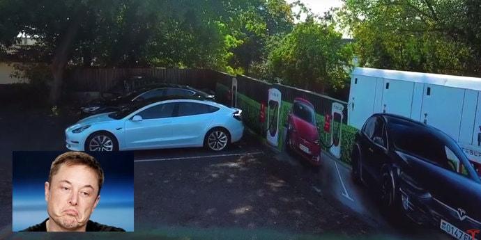 Белорусские владельцы Tesla обратились к Илону Маску с просьбой установить в стране зарядки Supercharger