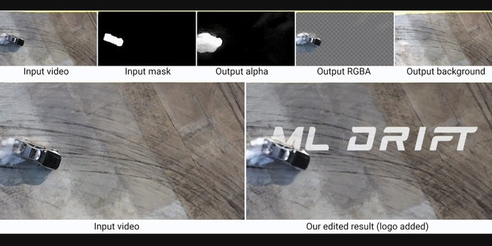 Google представила алгоритм, редактирующий реальность на видео