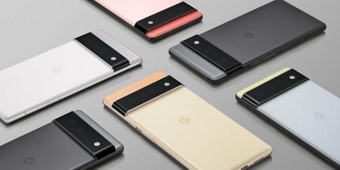 Google Pixel 6 и 6 Pro выйдут 28 октября. По слухам